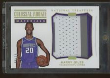 2017-18 National Treasures Colossal Materials Harry Giles PRIME /25