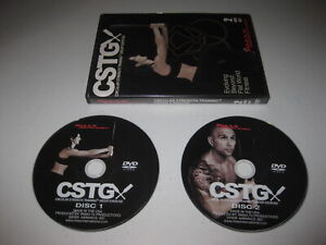 RMAX Circular Strength Training Group Exercise CSTG CSTGX 2 Disc Master