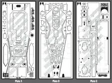 SCALE MOTORSPORT 1/12 Wolf WR1 F1 Photo-Etch Detail Set For TAM SMO8075