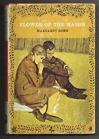 Vintage 1969 Flower Of The Marsh Margaret Rome Hardback Romance Fiction Book