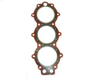 JOHNSON-EVINRUDE-50HP-70HP-2Stroke-3CYL-CYLINDER HEAD GASKET 0329836