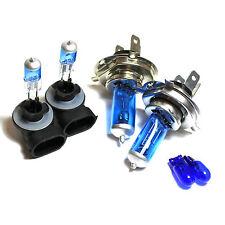 For Hyundai Getz TB 55w Super White Xenon HID High/Low/Fog/Side Headlight Bulbs