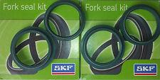 KTM WP48 SKF Gabeldichtsatz Gabelsimmerringe Staubkappen SX-F SX 125 250 350 450