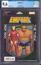 Empyre #1 (Marvel Comics, 2020) CGC 9.6 Action Figure Variant Cover