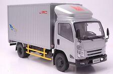 JMC Kairui N800 truck model in scale 1:18 silver