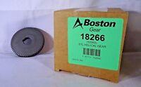 Boston Gear H2060L Plain Helical Gear, 45 Degree Helix, 14.5 Degree Pressure T2