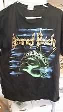 SACRED REICH 1991 The American Way Tour vintage licensed concert tour shirt XL