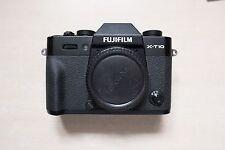 Fuji Fujifilm X-T10 Digital Camera Body in Black