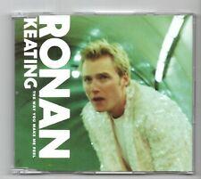 (IZ521) Ronan Keating, The Way You Make Me Feel - 2000 DJ CD