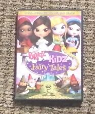 BRATZ KIDZ FAIRY TALES 73 Minute DVD Movie 2008 VGC Free Shipping