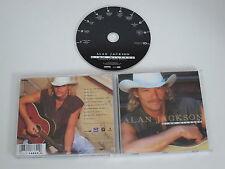 ALAN JACKSON/HAUT MILEAGE(ARISTA NASHVILLE 07822-18864-2) CD ALBUM