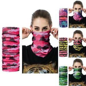 Snood Scarf Face Mask Neck Tube NEW UK Seller (SS2) Biker Lightweight Bandana