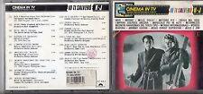 CINEMA IN TV CD 1992 KAEMPFERT HENRY JOHNSON CHRIS CARPENTER PAUL MAURIAT LAST