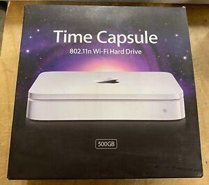 Apple Time Capsule 802.11n Wi-Fi Hard Drive 500GB (MB276LL/A)