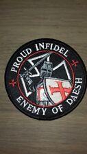 PROUD INFIDEL PATCH!!!!