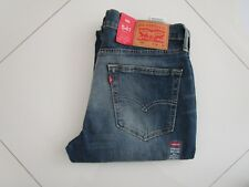 Men's Levi's 541 Athletic Fit Blue Wash Distress Stretch Jeans  Size: 32 x 34