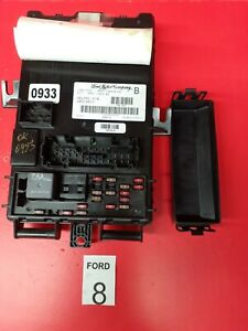 B8 05-06 FORD MUSTANG FUSE RELAY BOX BODY CONTROL MODULE UNIT BCM 4R3T-14B476-BS