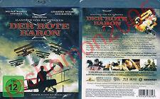 Blu-Ray VON RICHTHOFEN AND BROWN 1971 John Phillip Law Roger Corman Region B NEW
