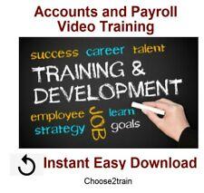 Contabilità di apprendimento e la formazione del ciclo paghe Video Tutorial