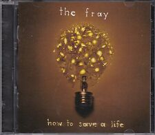 THE FRAY - HOW TO SAVE A LIFE - CD - NEW