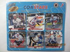 Action Packed Hockey Coastars - 4 Hall of Famers - 6 pack sealed Promo set