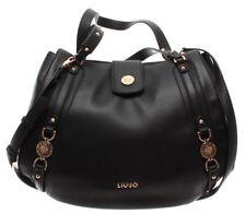 Borsa Donna Liu Jo Shopping Bag Large It's me Nero 218