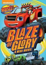 Blaze and the Monster Machines: Blaze of Glory [New DVD] Amaray Case, Digital