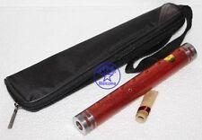 Professional yanjing New Red wood musical instruments C key Guanzi