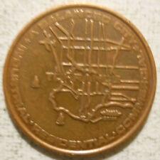 Torrance Transit System (California) transit token CA915C