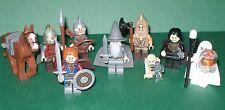 """Lego Herr der Ringe / Der Hobbit - Auswahl Minifiguren - """"Menschen"""""""