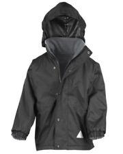 Cappotti e giacche impermeabili reversibile per bambini dai 2 ai 16 anni