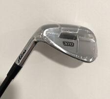 LEFT Handed Adams XTD #4-PW, AW Iron Set /Dynamic Gold 105 Stiff Flex Shaft