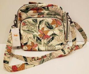 Lug Ranger Lily Sand Cross Body Bag New w/Tags