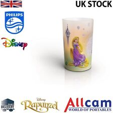 Philips Disney Princess LED Candle Lamp Children's Night Light Rapunzel, New