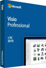 MS Visio 2019 Professional 32/64 bit. Product Key+Download Link Instant