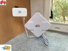 Kit Móvil 4G Wifi-Huawei e5573 + Antena-Motorhomes & Caravanas