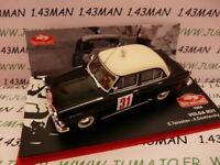 voiture 1/43 IXO altaya Rallye Monte Carlo : VOLGA M21 1964 Tenishev
