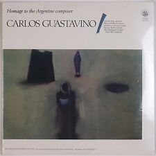 CARLOS GUASTAVINO: Homage to Argentine Composer SEALED Argentina Obscure LP