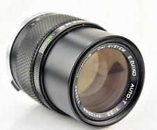 Olympus OM E-Zuiko Auto-T 135mm f3.5 Lens
