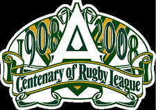 2008 Centenary of Rugby League Team Emblem Trading Cards - Pick your Team Logo!