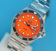 NWT ORIENT Ray II Sporty Automatic 200M Diving Watch FAA02006M