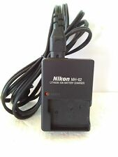 Nikon MH-62 Battery Charger for EN-EL8 Battery NIB for Coolpix P1, P2, S1 & S3