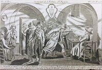Saint Fargeau 1793 Assassinat Le Pelletier Restaurant FERRIER Révolution Paris