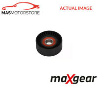 V-RIBBED BELT TENSIONER PULLEY FRONT MAXGEAR 54-0801 A NEW OE REPLACEMENT