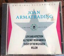 CD Music JOAN ARMATRADING COMPACT HITS 1988 4 Tracks