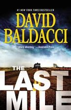 The Last Mile (Amos Decker series) Baldacci, David Paperback