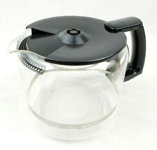 Krups 12 Cup Replacement Black Carafe for Coffee Maker ProAroma 452 453 Genuine