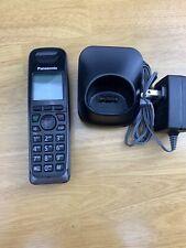 panasonic kx-tga653b dect 6.0 cordless handset kx-tg6511 kx-tg6512 kx-tg6513 C