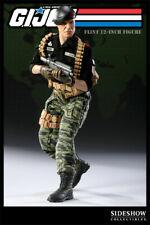 "SIDESHOW GI JOE FLINT WARRANT OFFICER 12"" 1/6 ACTION FIGURE 2010 BRAND NEW RARE"