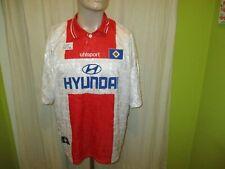 """Hamburger SV Original uhlsport Heim Trikot 1997/98 """"Hyundai"""" Gr.XXL"""
